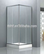 2015 new 5mm tempered glass shower cabin/shower room/steam room