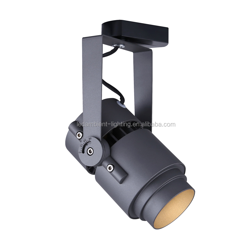 Built in Driver Track Gallery Spot light 4Wire 3Phase 30W COB Track Light CRI 95 LED Light Track