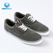 new model top quality casual canvas shoes men