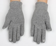 Beautiful fashion women gloves for iphone and all touch screen devices