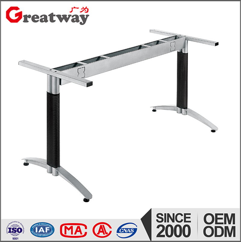 Latest metal table frame office table designs table office