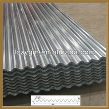 Metal Roofing Sheets (galvanized steel)