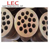 "LEC Post Tension Prestressed Concrete Prestressing 0.6"" Strands Anchor Head"