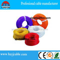 Low voltage copper/al/cca conductor PVC insulated electric cable