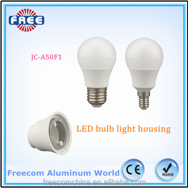 energy saving LED Bulb Light Housing Parts for living room