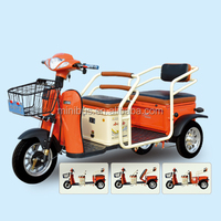 2015 New Hot Salt Cheap 3 Wheel Electric Tricycle Battery Folding
