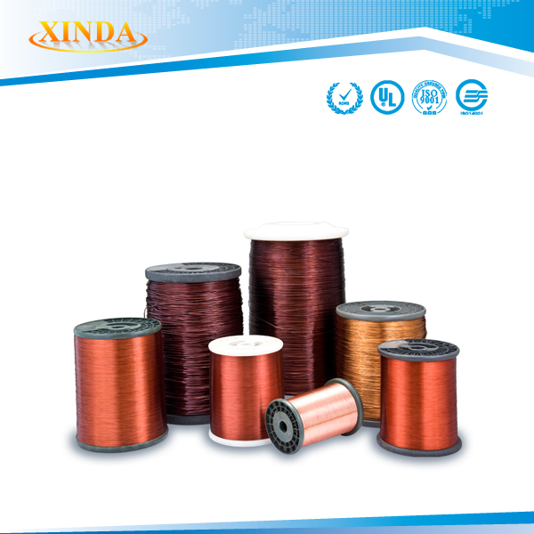 high quality insulated aluminum enameled wire