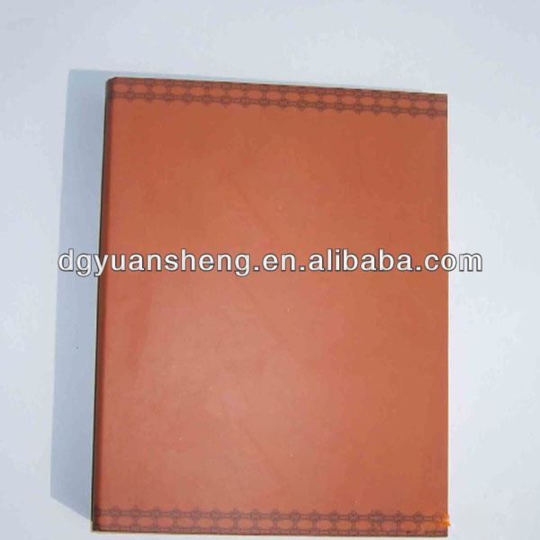 Nice a3 ring folders decorative handmade design paper file folder