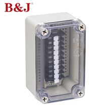 B&J Cheap Industrial Electrical Plastic Enclosure Junction Box