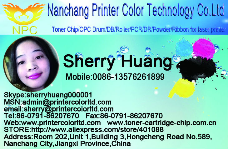 Factory price Compatible Toner cartridge for Fuji Xerox Docuprint CP205 CP105 CM205 CM215 CP215  china manufacturer