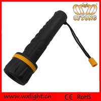 Super Quality Waterproof 3 Led Strong Light Tactical Torch
