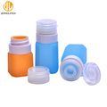 Guangdong Factory Travel Emulsion Cosmetic Silicone Bottle For Business Trip