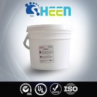 Low Water Absorption And Good Thermal Extra Weight Epoxy Resin Hard Glue For Cob Bonding
