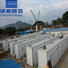 China Alibaba 20ft Cheap container houses