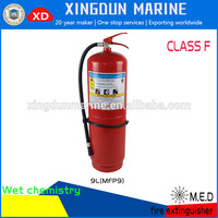 Wet Chemical Fire Extinguisher EN3 Amp