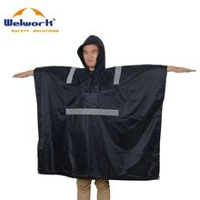 Competitive Price ODM Avaliable waterproof rain poncho with sleeves
