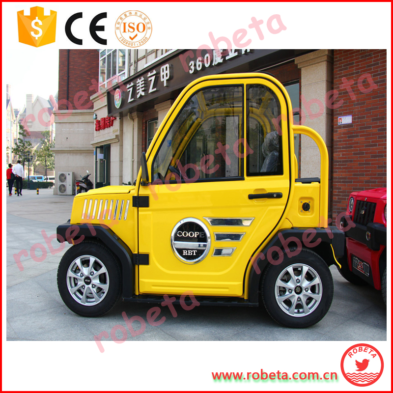 Small electric passenger car for sale