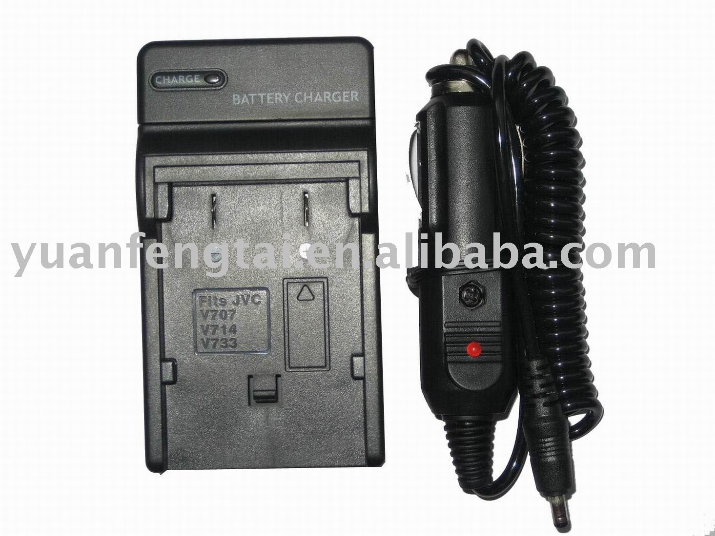 Camcorder Battery Charger for JVC BN-VF733