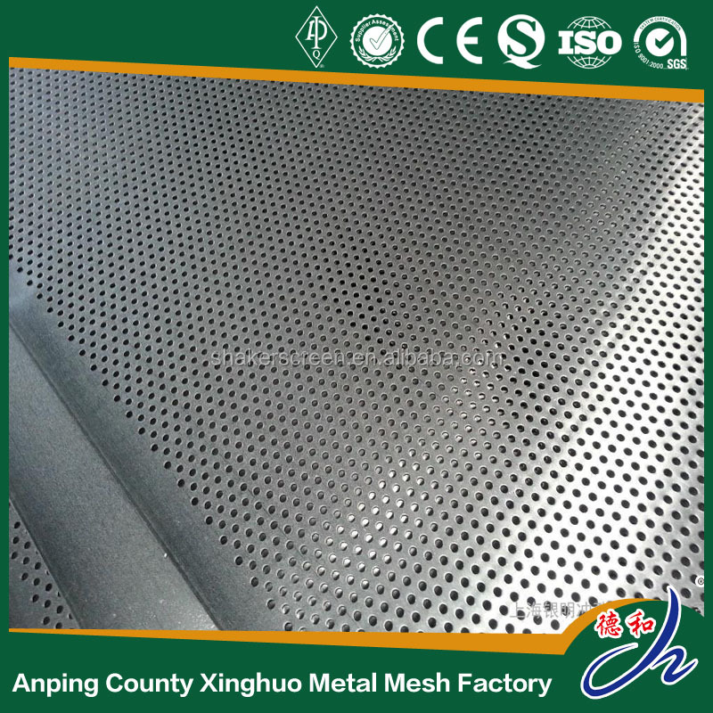 Cladding Railing Sieves Perforated Type Metal Mesh Screen