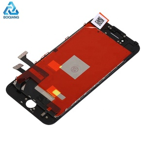 free shipping alibaba flexible touch screen display for iphone 7 ,for iphone 6 7 8 X lcd screen, for iphone lcd