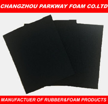 neoprene foam sheet/ neoprene foam/ neoprene foam rubber with good abrasion resistance