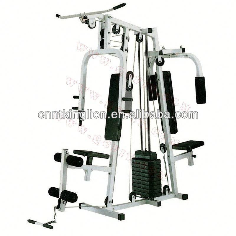 M quina de gimnasio en casa equipamiento de gimnasio for Productos gimnasio