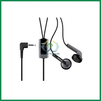 2.5mm For nokia hs-47 phone earphone with mic