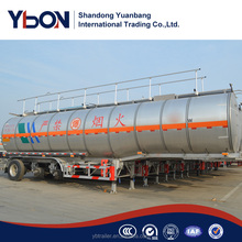 Light high strength aluminum alloy boat fuel tank tanker trailer sales