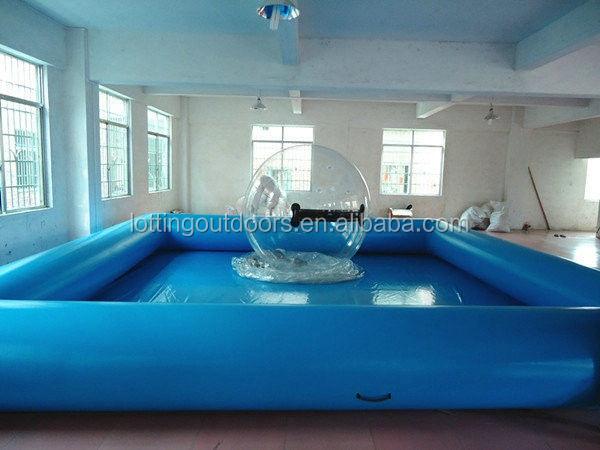 Portatile gonfiabile piscina del bambino adulto plastica for Piscinas plasticas grandes