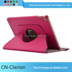 High Quality With Stand Leather 360 Rotating Leather Stand Universal Tablet Cover for Ipad pro 9.7 case