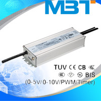LED Driver 150W 176~305 Vac 70-1050 mA single Voltage Rainproof LED Switch Mode Power Supply mbt