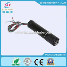 10W 22MM 12V/24V dc brushless fan motor for air conditioner with high quality