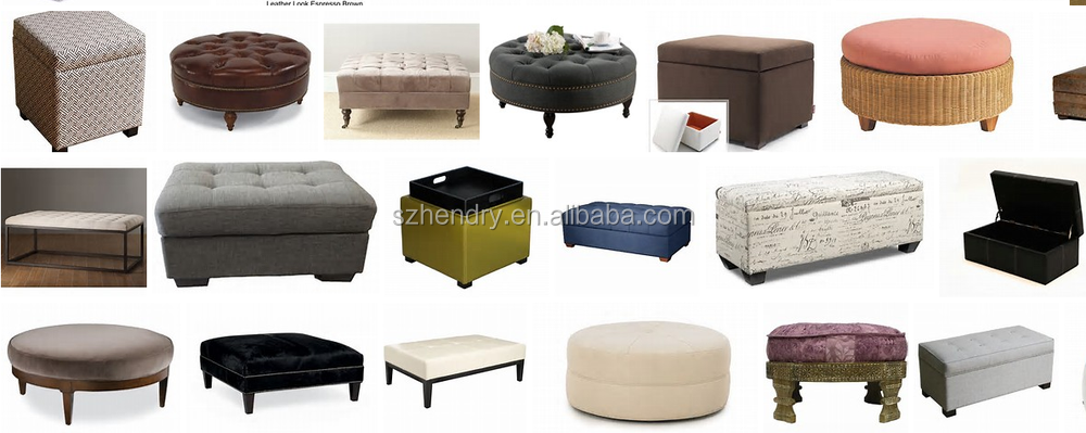 Genuine Leather Storage Ottoman, Genuine Leather Storage Ottoman Suppliers  and Manufacturers at Alibaba.com - Genuine Leather Storage Ottoman, Genuine Leather Storage Ottoman