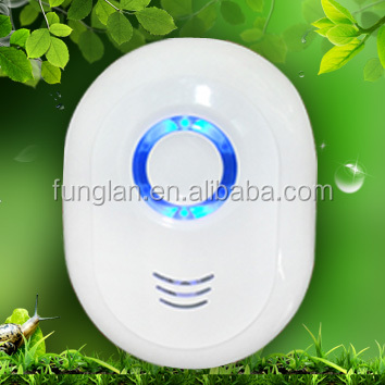 funglan plug-in Air Purifier Ionizer Home Use ionic air purifier wall 30 minute timer ionizador purificador de aire