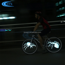 DIY bicycle wheel light Bike accessories Rechargeable 416 led bike light