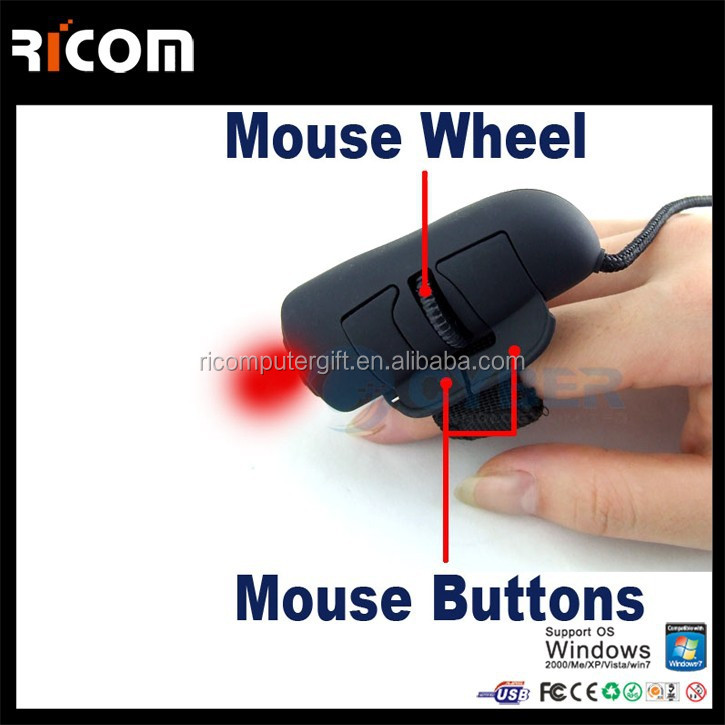mini trackball finger mouse,mini mouse costumes,mini mouse toy--Shenzhen Ricom