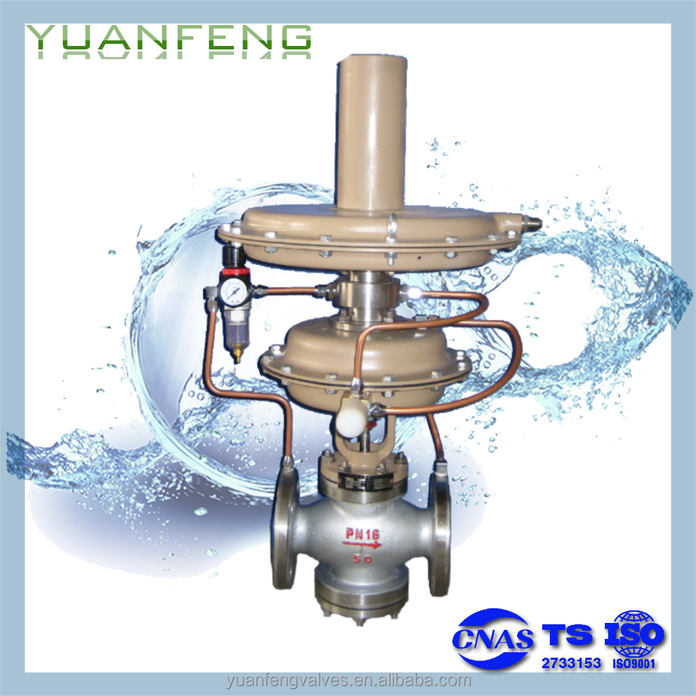 ZZYP-16II REGULATOR Pilot Self-Operated Pressure Regulating(Control) Valve