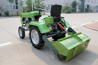 Top rank factory supply 18hp multi-purpose tractor price list