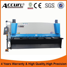 Hot sale products QC12K aluminum plate cutting machine with CE