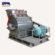 2017 low price diesel hammer crusher, PC series hammer mill