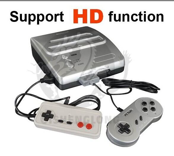 2-In-1 Retro Video Game Consoles