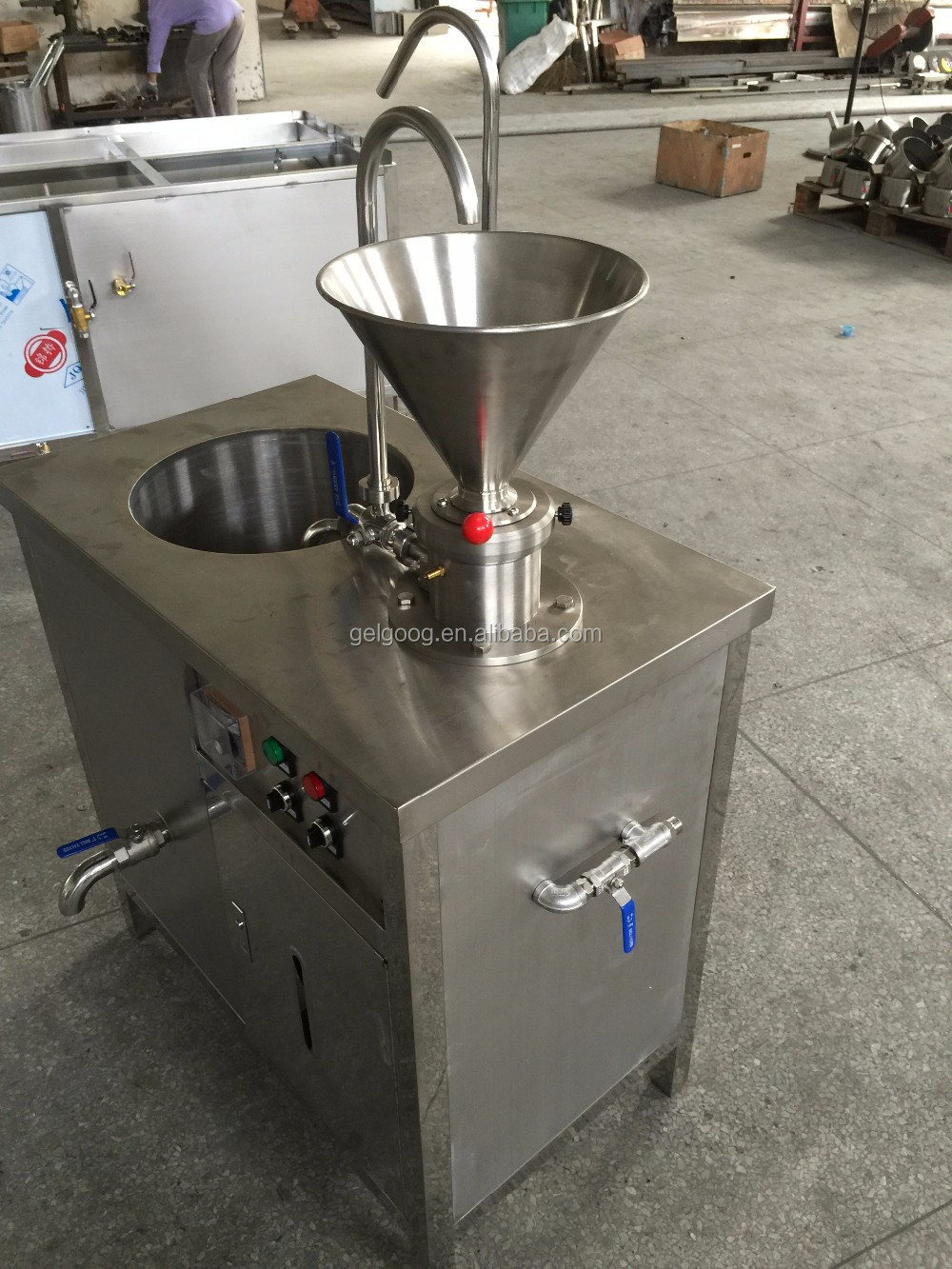 nut grinder machine