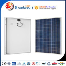 solar panel with integrated battery 120 watt 250watt poly solar panel
