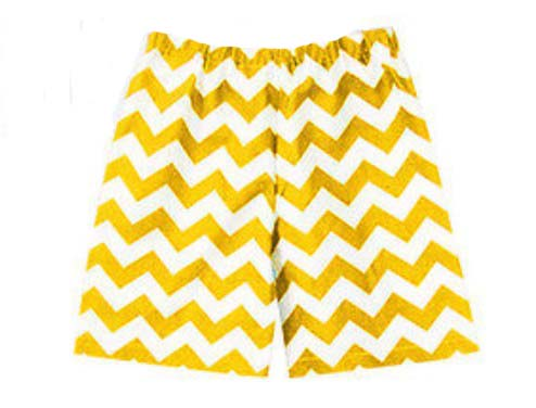 Wholesale price Chevron short pants Casual capri legging cargos Cotton shorts Preorder toddle girls kids chevron capri pants