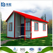 china prefabricated homes/ eps sandwich panel prefab house modular house