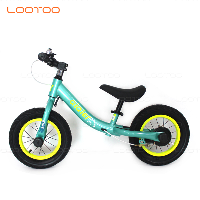 China manufacturer ride on toy mini balance bikes baby no foot pedal for one year old 2 year