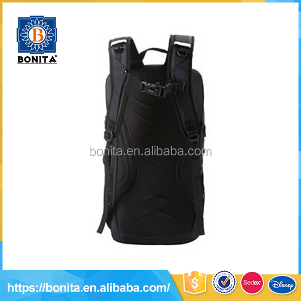Hot best tourism black polyester trend hiking wholesale book bags