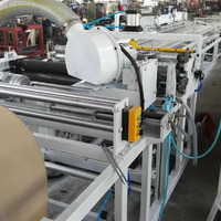 Automatic Parallel Paper Tube Winding Machine
