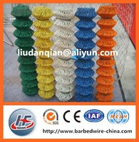 pvc coated diamond wire mesh low price/high quality/best sales
