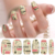 The Most Welcomed Product 2D Type Popular nail wrap companies